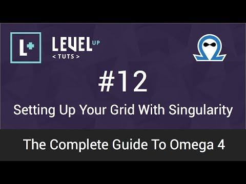 Drupal Rehberler - Omega 4 Komple Kılavuzu #12 - Tekillik İle Senin Izgarası Ayarlama