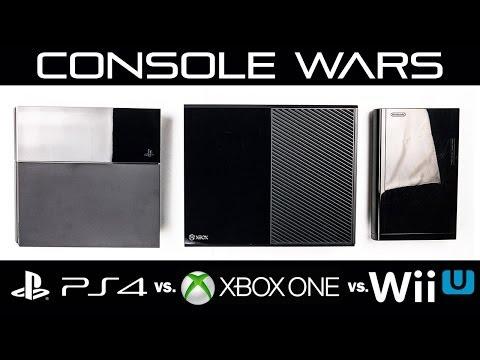 Xbox Bir Playstation 4 Nintendo Wii U Tam Derinlemesine Comparsion Vs Vs