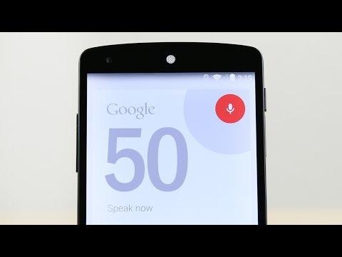 50 Google Şimdi Ses Komutları