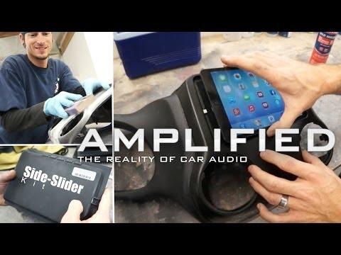 İpad Mini Side-Kaymak Bir Jeep Wrangler - Güçlendirilmiş #134 Yüklü Kit