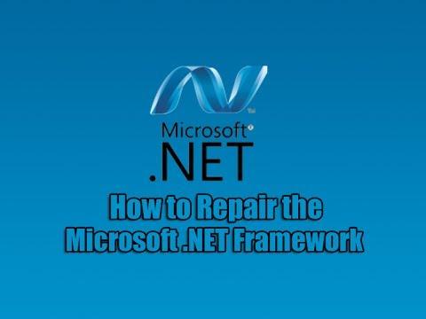 Microsoft .net Framework Onarmaya