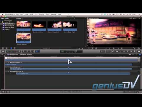 Çoklu Kamera Düzenleme Pro Kesmek Final