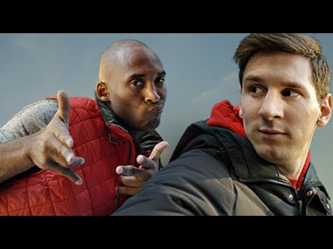 Kobe Vs Messi: Selfie Shootout
