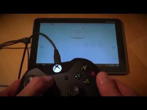 Nasıl Android İle Xbox Bir Controller Kullanma