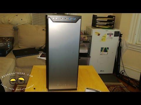 Intel Haswell Yapı Antec P280 Mid-Tower Kasa İncelemesi