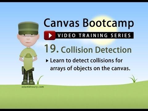 Tuval Bootcamp 19 - Çarpışma Algılama Oyun Düşman Javascript Vurdu.