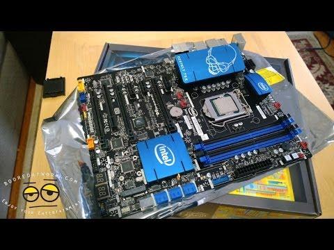 Intel Masaüstü Anakart Dz87Klt - 75K İnceleme: Haswell Yapı