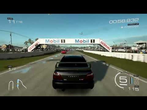 Xbox Bir Forza Motorsports 5 Sebring Uluslararası Kablo Kanalı