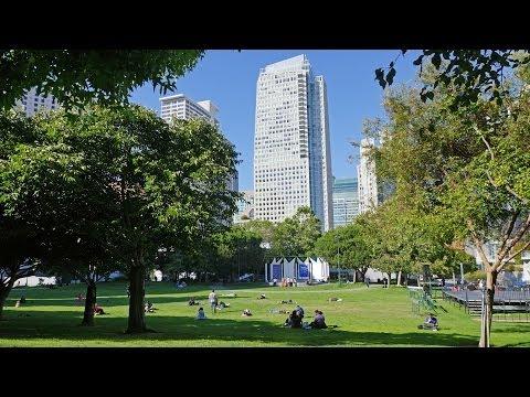 Yerba Buena Bahçeleri Ziyaret Etti   San Francisco