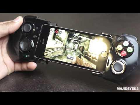 Moga Ace Güç İphone / İpod Touch Denetleyicisi İnceleme