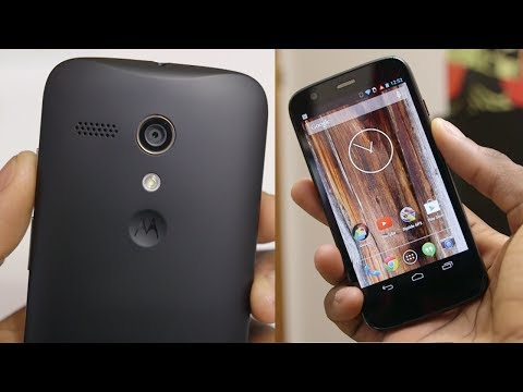 Motorola Moto G İnceleme!