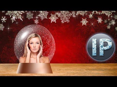 Kar Küre Photoshop Elements Öğretici Oluşturma Photoshop Elements