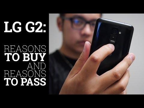 Lg G2: 6 Nedenleri Satın Alınır Ve Geçmek İçin 5 Neden