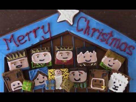 Noel Hikayesi Kurabiye Doğuş Noel Hikaye