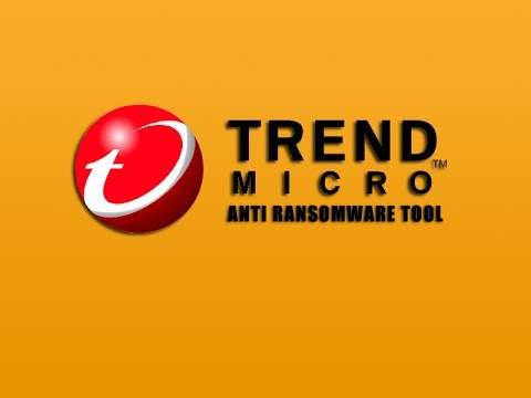 Trend Micro Antiransomware Aracı İle Ransomware Kaldırmak