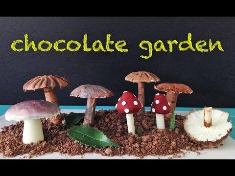 Çikolata Bu Garnitür Dekorasyon Tatlı Tarifi Ann Reardon Pişirmeyi Bahçe
