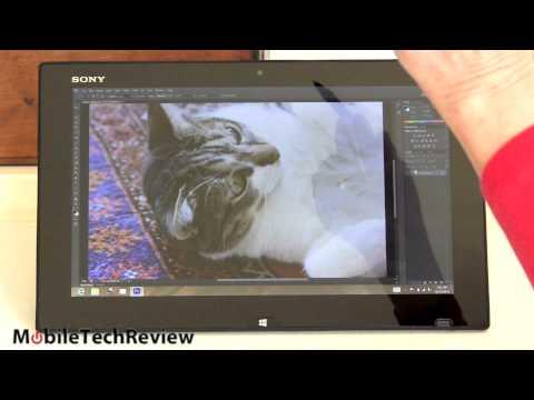 Sony Vaıo Dokunun 11 Bir Daha Gözden Geçirme