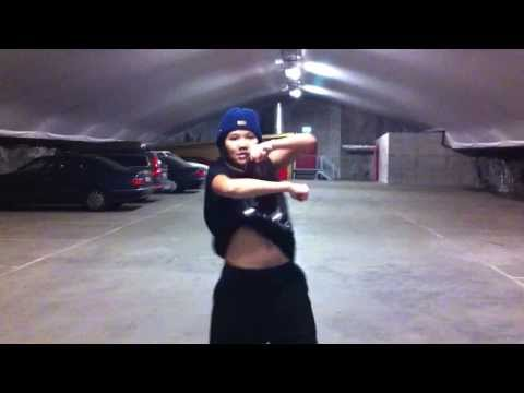 23 Kapak Koreografi Tarafından Matt Steffanina Dans.