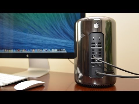 Apple Mac Pro: Unboxing, Genel Bakış Ve Kriterler