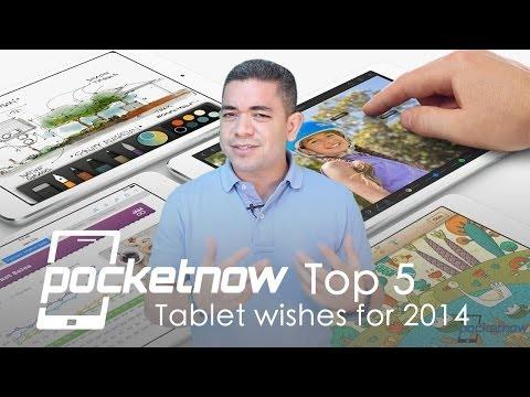 2014 İçin Top 5 Tablet Dilek
