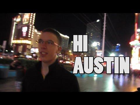 Ces2014, Austin Evans İle Hangin