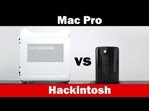 Geç 2013 Mac Pro Vs Hackintosh (Tam Ayrıntılı Karşılaştırma)