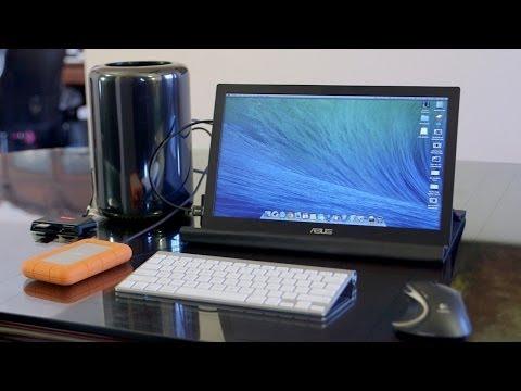 Mac Pro Portable Kurulum Projesi! V1.0 (Geç 2013)