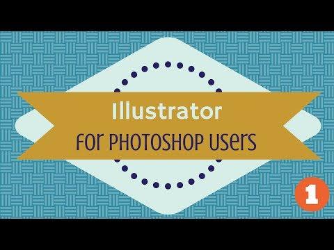 Illustrator İçin Photoshop Kullanıcı - Bölüm 1