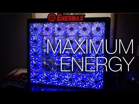 Enermax Suite Ft. Hayır Fan Psu, Yeni Sıvı Soğutucular, A Titan Case Ve Bir