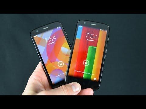 Motorola Moto G Vs Google Play Edition: Kutulama & İnceleme