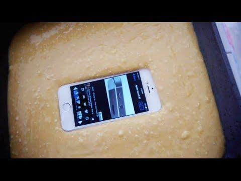 İphone 5'ler Pişmiş İçinde Kek - Bu Hayatta Kalacak?