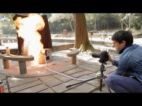 Nasıl Dev Ateş Topları - Speed Shooter Ep 1 Ateş