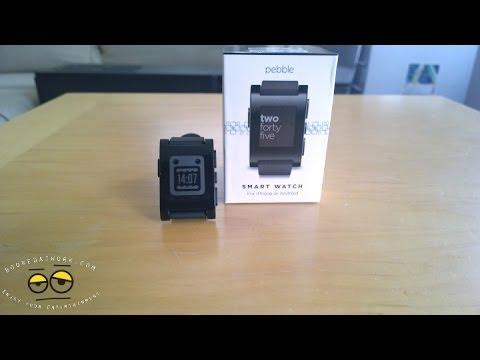 Çakıl Smartwatch Bir Daha Gözden Geçirme