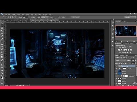 "Öğretici Photoshop Manipulasi Gambar ""alien"""