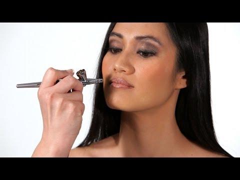 Nasıl Parlak Dudak Almak | Airbrush Makyaj