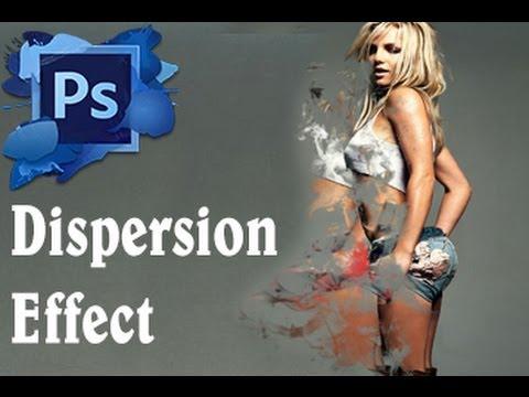 Photoshop Cc Rehberler - Dispersiyon Etkisi Duman Cs7