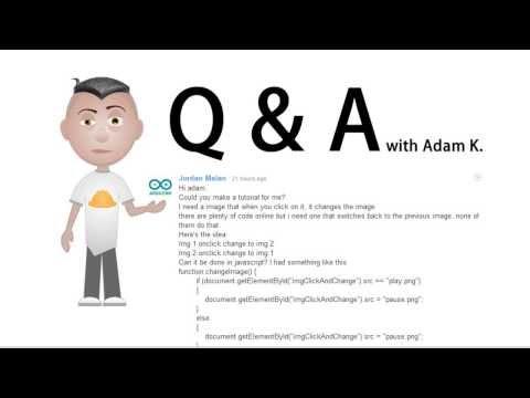 Q Ve A - Javascript İki Durumlu Resim Kaynak Özniteliği