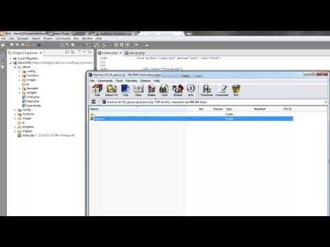 Bir Dinamik Web Sitesi 2014 - Bölüm 42 - Tinymce Wysıwyg Editör Admin Forms Ekleyerek Geliştirme