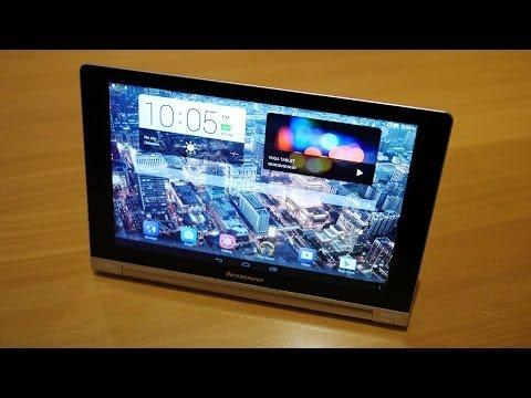 Lenovo Yoga Tablet 10 Hd + İlk Bakmak Ve Elleri