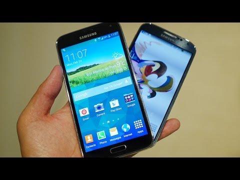 Samsung Galaxy S5 Vs Galaxy S4 - Quick Look!