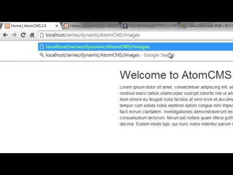 Bir Dinamik Web Sitesi 2014 - Bölüm 48 Rewrite Mod Htaccess De Anlama - Geliştirme