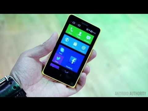 Nokia X İlk Bakmak Ve Elleri!