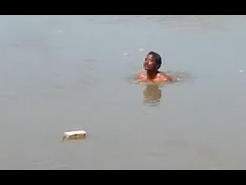 Su Altında Adam Tutun Nefes
