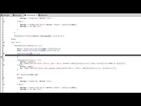 Dinamik Web Sitesi 2014 - Bölüm 58 - Parola Gönderme İçin Kontrol Geliştirme