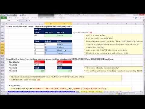 Ctrl + Üst Karakter + Enter: Excel Dizi Formülleri Video # 24:26 Dizi Formülleri Şaşırtıcı