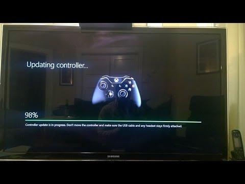 Nasıl Bir Xbox Denetleyicinizi Güncelleştirin