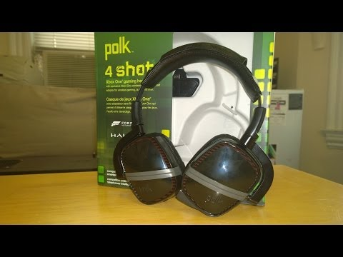 Polk 4 Shot Unboxing: Xbox Bir