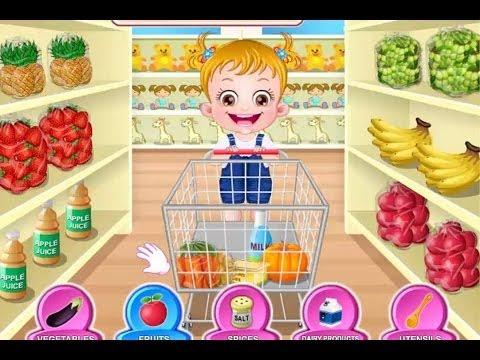 Bebek Hazel Hd - Video - Bebekler Ve Çocuklar İçin En İyi Bebek Oyunları