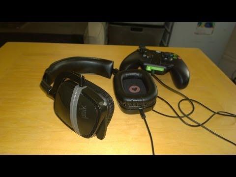 Polk 4 Atış Bir Daha Gözden Geçirme Ve Mikrofon Testi: Xbox Bir