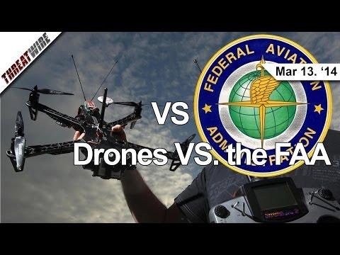 Threatwire - 13 Mart 2014: Dronlar Faa Vs